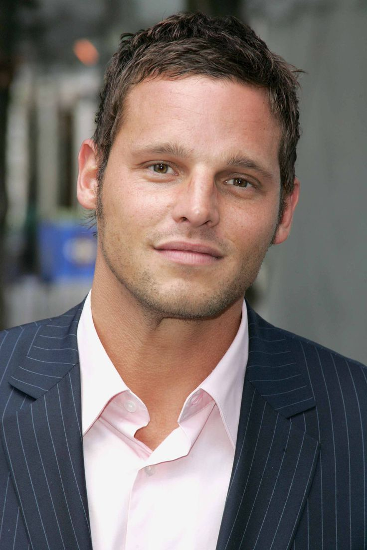 Justin Chambers ABC Upfront for 2005-2006 Fall Line up, at Avery Fisher Hall, Lincoln Center, New Yo...