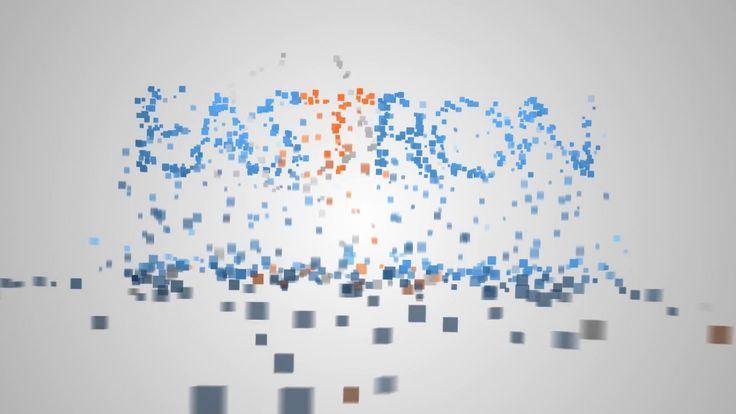 3D logó animáció készítés - Animacio-Keszites.hu (Eastron)