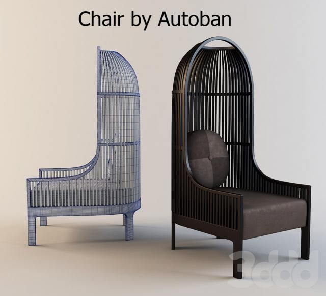 Chair By Autoban Model In Chair