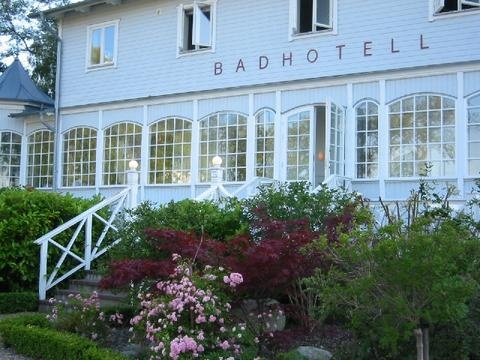 Vitemölla Beach Hotel in Österlen, Sweden
