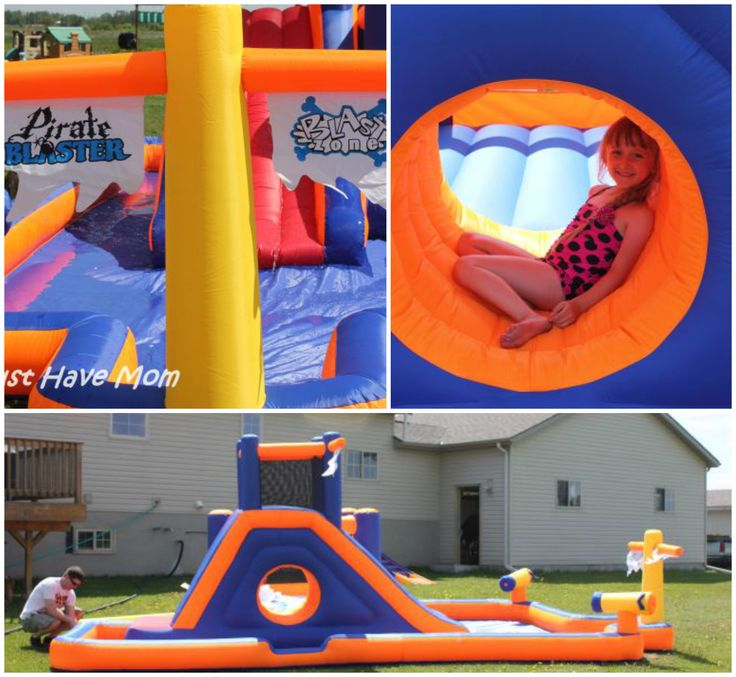 10 best The Worlds Largest Inflatable Water Slide! images on ...