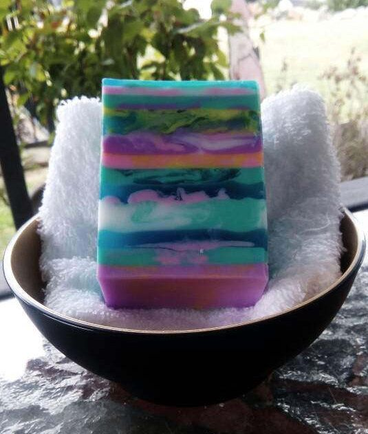 Check out this item in my Etsy shop https://www.etsy.com/au/listing/519199399/mothers-day-gift-rose-scented-soap-gift