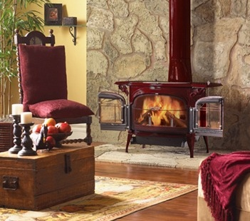 15 best rustic hearths images on Pinterest | Wood burning stoves ...