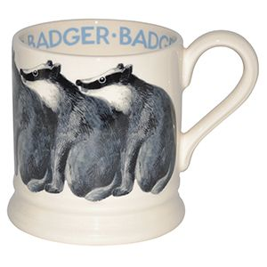 Badger 1/2 Pint Mug