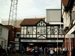 Fratton Park, home to Portsmouth FC    so many frustrating, amazing, memories and times spent here gotta love the old girl xx