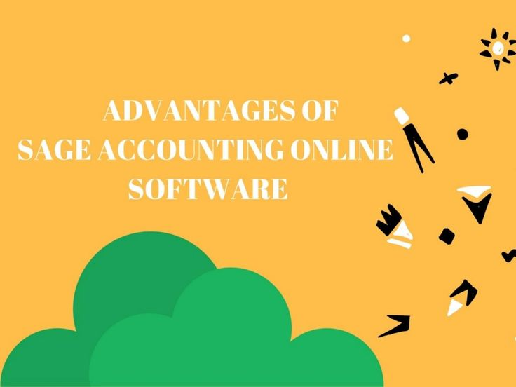 Advantage of Sage Accounting Online Software
