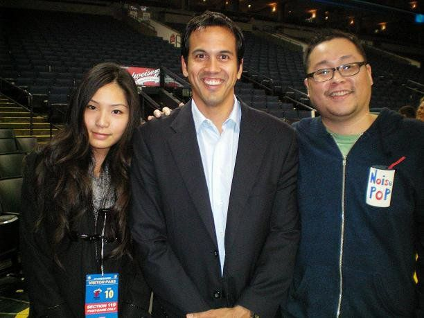congratulations coach erik spoelstra on your 300th career win  http://www.leonsearch.com/erikspoelstra.htm