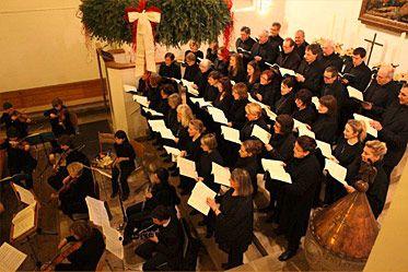 Vokalensemble Cantabile Freising - Historie