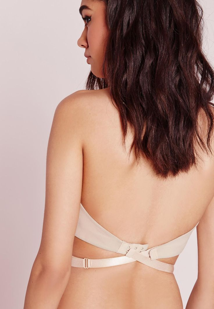 For those dresses that are low cut with an open back, you need this low back converter so you can party the night away without worrying if your straps are showing!
