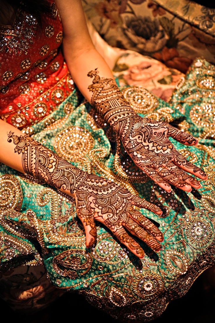 Indian Wedding - Henna Party:  G+H Photography