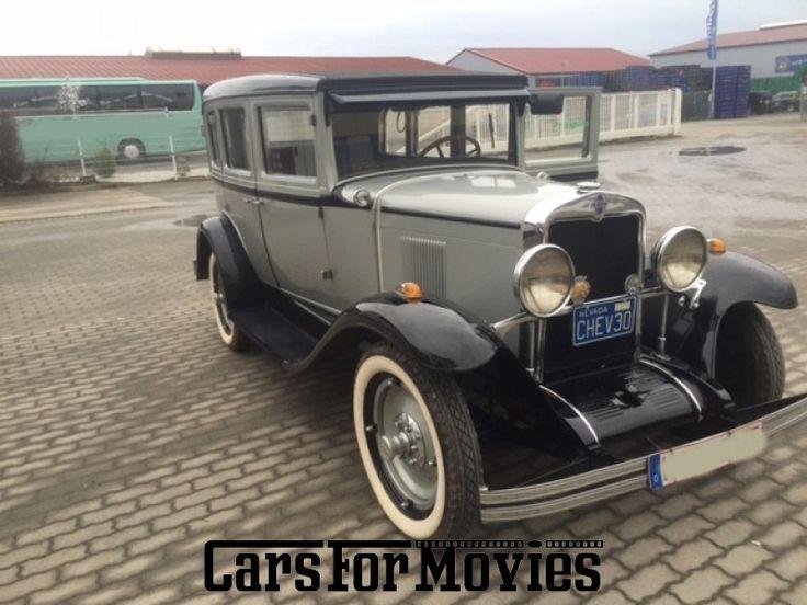 Chevrolet  International SIX , USA 1930 - CarsForMovies - Filmfahrzeuge, Moviecars und Film Autos mieten bundesweit.