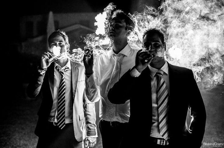 smoking guys
