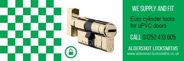 Slide - Euro Cylinder uPVC Door Locks