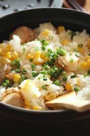 じゃがいもとベーコンの炊き込みごはん | 美肌レシピ ... 焼きホタテとトウモロコシの炊き込みご飯。