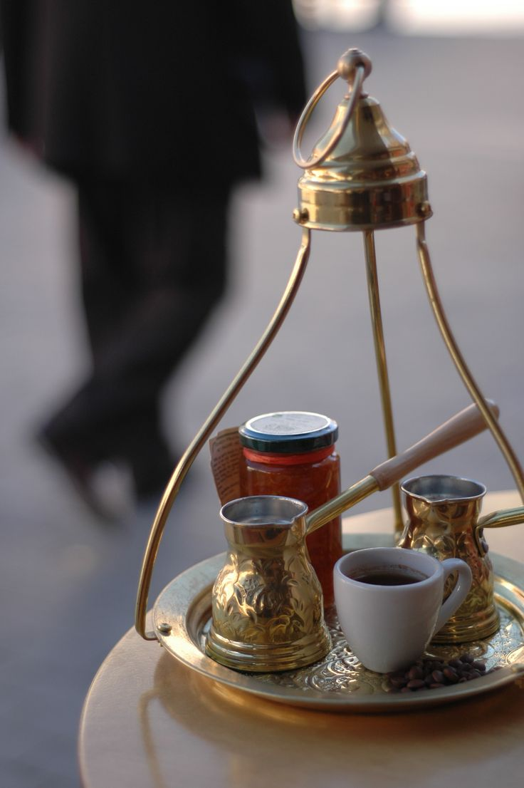 Coffee in the Center of Heraklion, Greece ●   ♔LadyLuxury♔