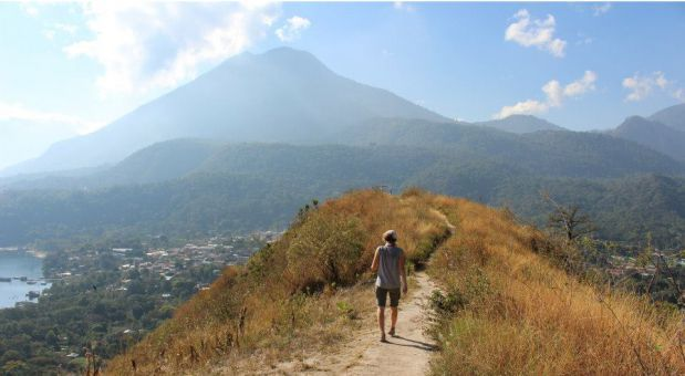 Backpacking with a purpose | One student activist's trip to Guatemala