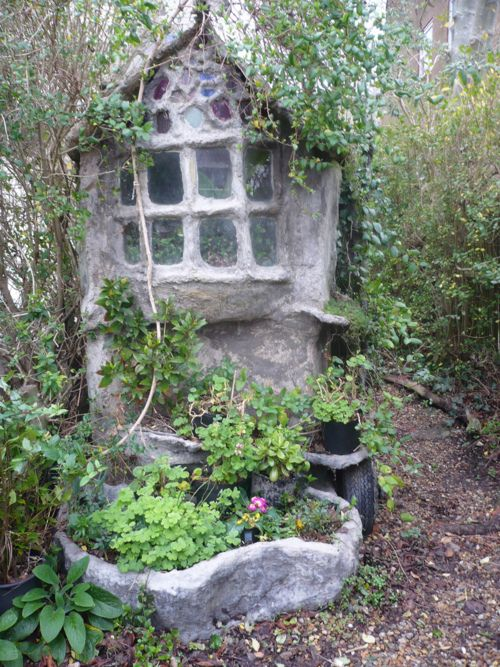 Brightons Fairy tale house      Preston, Brighton - England - UK      by Scarycrow
