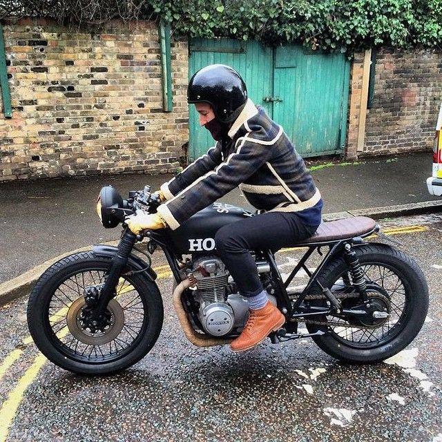 329 best cafe racer images on pinterest   custom bikes, cafe