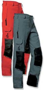 Chainsaw pants - because me with a chainsaw has a higher than normal chance of going wrong.