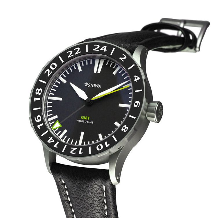 Stowa GMT - ultimate design gentlemen's watch for any and all occasions