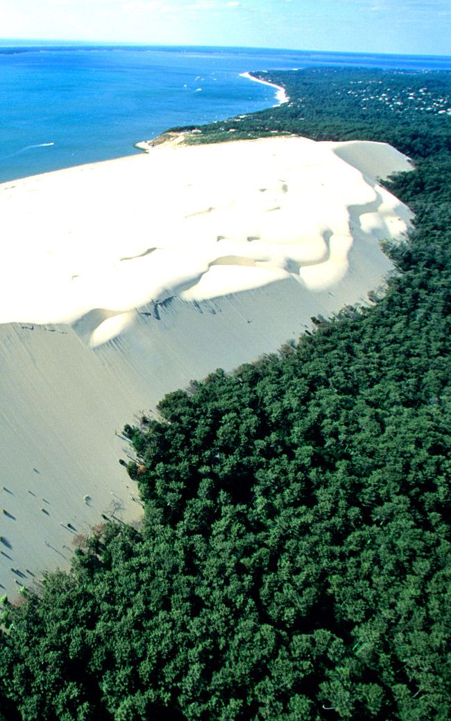 17 best ideas about beaches on pinterest travel travel and vacation places - Hotel dune du pilat starck ...