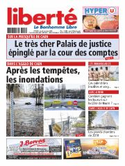 Liberté Le Bonhomme Libre - articles et archives