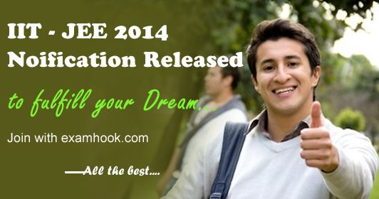Examhook provide Latest News about IIT JEE (Main/Advance), EAMCET, AIEEE, CA for all your educational needs.