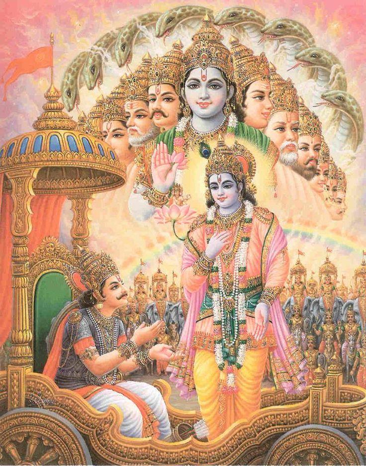 krishna #BhagavadGita