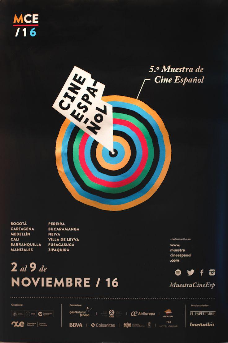 Muestra de Cine Español En Colombia | MCE / 16 | KIKI http://www.cristinawarner.com