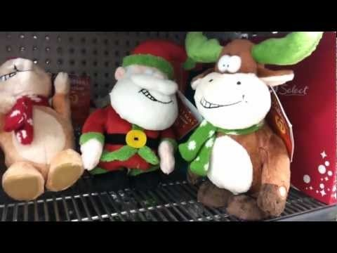 Reindeer Music Toy  The other day in a shop...