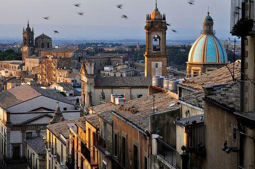 Caltagirone, Italy