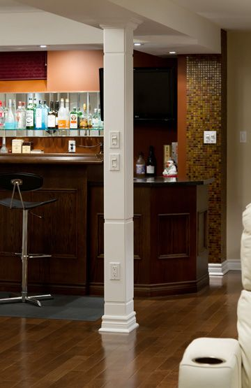 Finished Basement Bars Custom Best 25 Finished Basement Bars Ideas On Pinterest  Basement Design Ideas