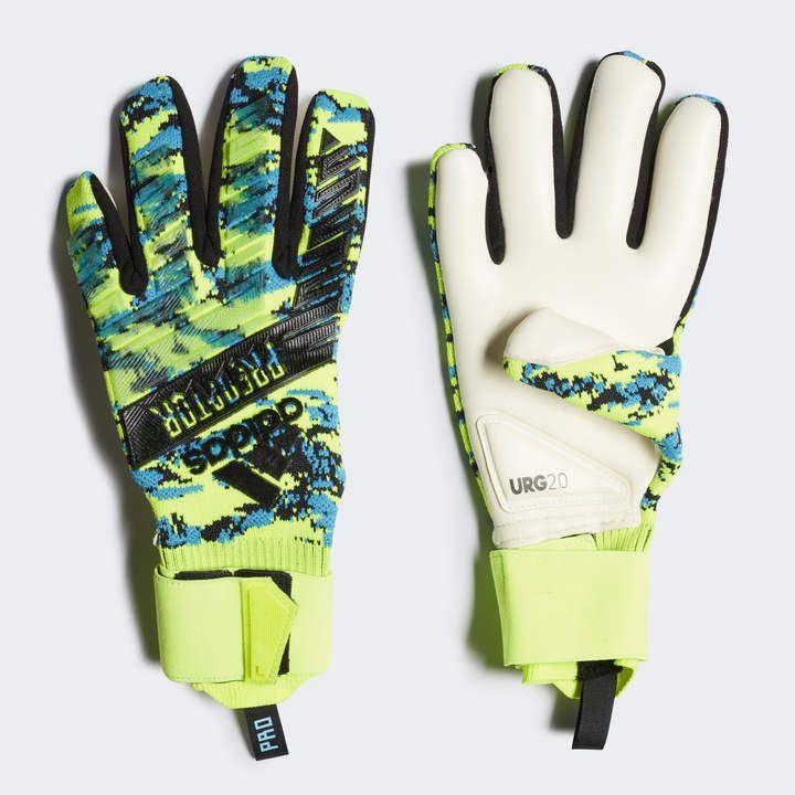 Adidas Predator Pro Manuel Neuer Gloves Yellow Adidas Us Goalie Gloves Manuel Neuer Gloves Goalkeeper Gloves