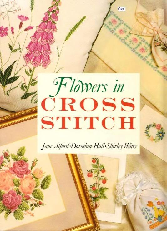 Gallery.ru / Фото #1 - Flowers in Cross Stitch - tymannost