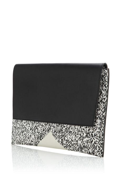 Ali Clutch In Printed Leather by Narciso Rodriguez for Preorder on Moda Operandi