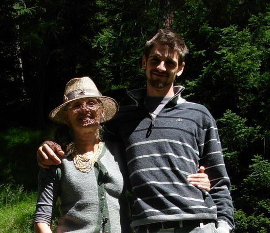 Host family Italy, Rome - homestay host Chris and Niko