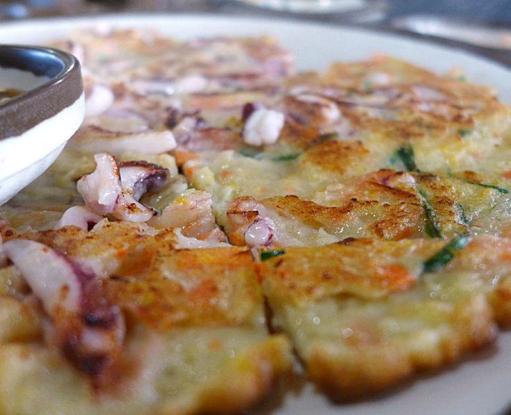South Korean Food You Should Eat - Pajeon