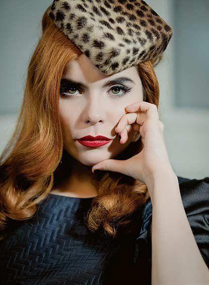 Paloma Faith #millinery #judithm #hats