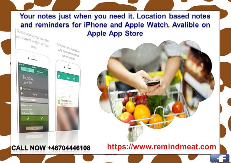 https://flic.kr/p/MfgqrU | How to Use  Reminders App App for iOS - RemindMeAt…