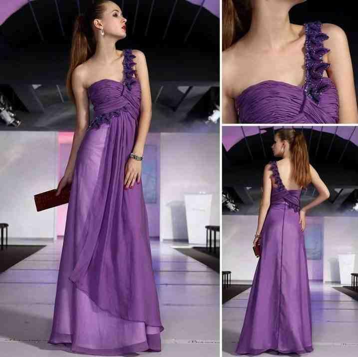 55 best purple bridesmaid dresses images on Pinterest | Brides ...