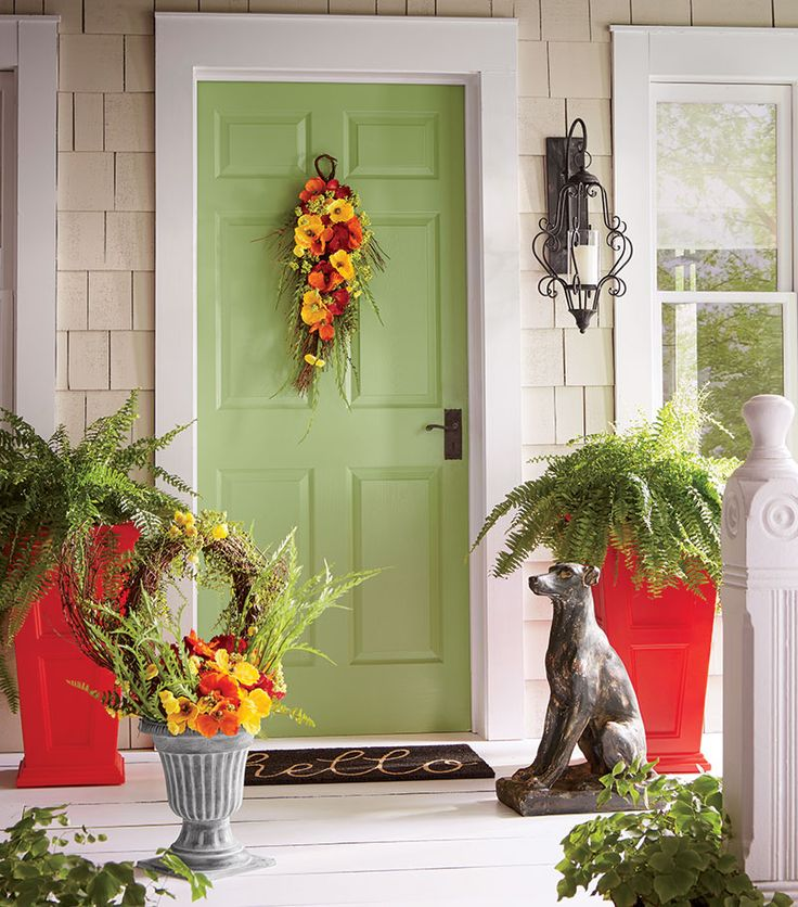 Front Porch Decorating: 17 Best Images About Summer Front Porch Decorating Ideas