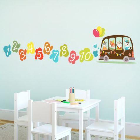 sticker-decorativ-caravana-numerelor