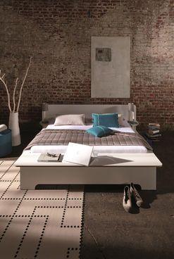 Müller möbelwerkstätten Plane Bett aus finnischem Birkensperrholz #Schlafzimmer #Möbel #Einrichtung #Wohnen #Galaxus