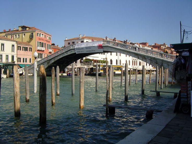 The Happy Pontist: Venice Bridges: 3. Ponte degli Scalzi