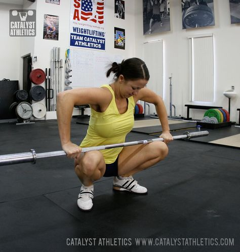 A sample flexibility and stretching program for weightlifters to improve mobility for the snatch and clean and jerk in weightlifting.