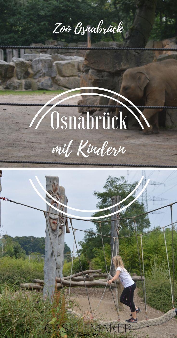 Ausflugstipp Osnabrück mit Kindern. Der Zoo ist wirklich sehenswert und es gibt so viel zu entdecken. Reisen in Deutschland. Osnabrücker Land #zoo #osnabrück