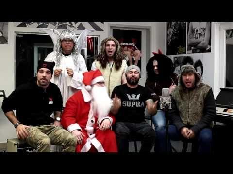 MAGNA CUM LAUDE - VIVAT BACCHUS : Te leszel az ajándék a fa alatt (Acapella) - YouTube