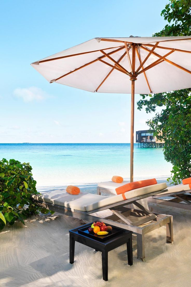 Overwater villas incredible white sand beaches and spectacular