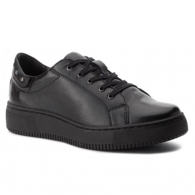 Sneakersy Sergio Bardi Sb 06 07 000011 601 All Black Sneakers Black Sneaker Sergio