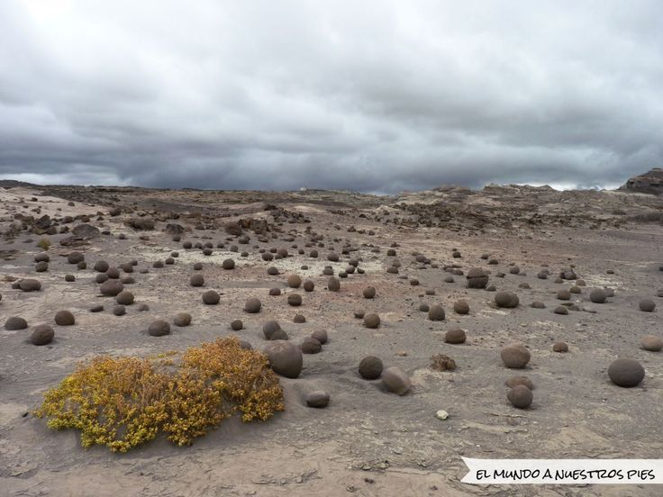 Cancha de bochas #Ischigualasto #ValleDeLaLuna